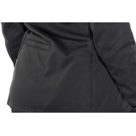 SQUARE Performance Trikot langarm Damen black